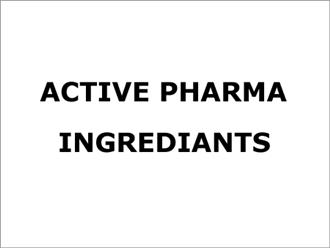 List of Active Pharmaceutical Ingredients Suppliers in India