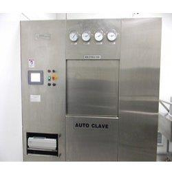 HPHV Steam Sterilizer - Operation & Features
