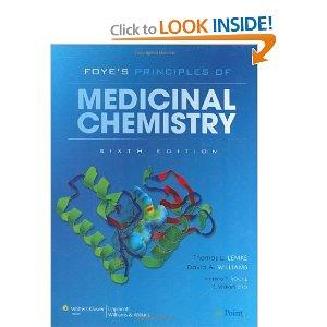 List of Medicinal Chemistry Books