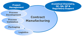 Execution Manager - Contract Mfg. & Outsourcing for Pharma Mfg