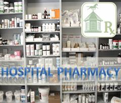 Define Hospital Pharmacy & Classifications of Pharmacy