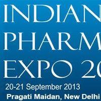 Indian Pharma Expo 2013