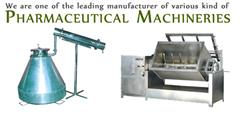 Pharmaceutical Machines Manufacturers & Suppliers in Ahmedabad