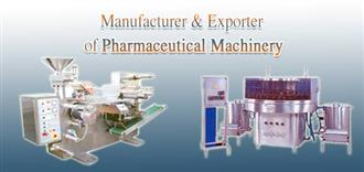 Pharmaceutical Machines Manufacturers & Suppliers in Mumbai