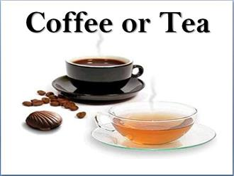 Coffee and tea may contribute to a healthy liver