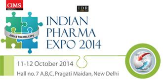INDIAN PHARMA EXPO 2014