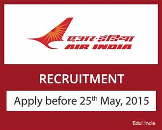 Pharmacist Jobs in Air India Limited