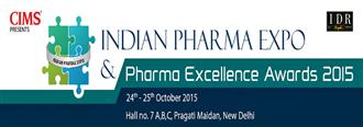 Indian Pharma Expo - 2015
