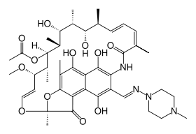 Structure of the Rifampicin