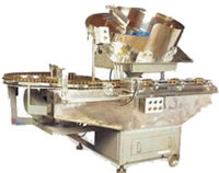 Fully Automatic Tablet Coating Machine