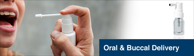 Oral & Bucal Delivery system