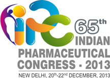 65th  Indian Pharmaceutical Congress - 2013