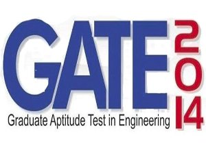 GATE 2014 notification
