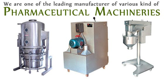 Pharmaceutical Machines Manufacturers & Suppliers