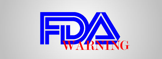 USFDA Warning