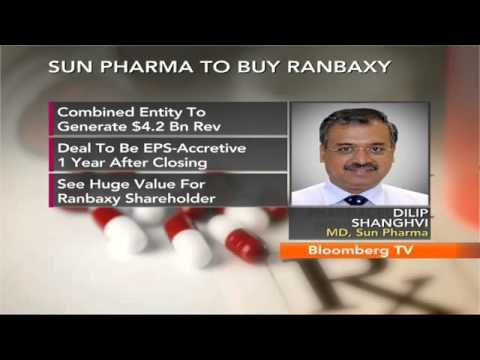 Sun Pharma to Buy Ranbaxy
