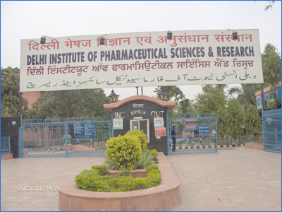 Delhi Institute of Pharmaceutical Sciences and Research (DIPSAR)