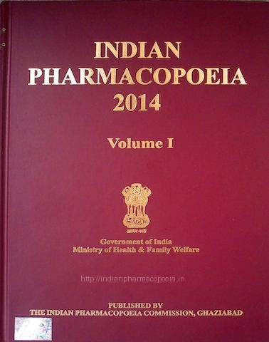 Indian Pharmacopoeia Commission